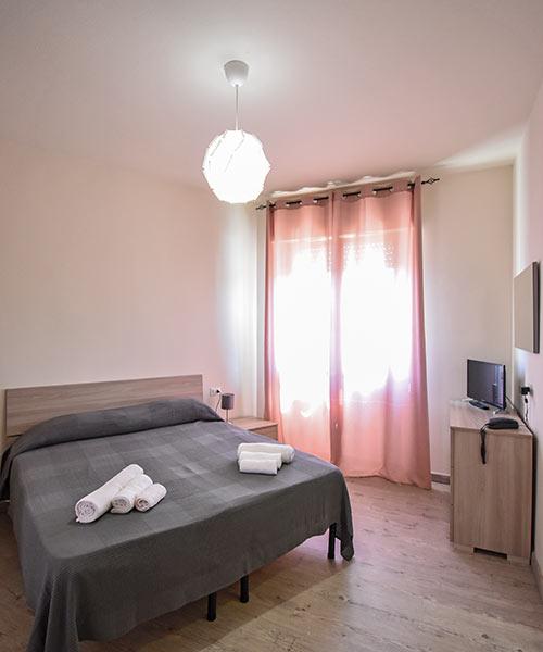 Dettagli Camere Hotel La Pineta Marina di Carrara